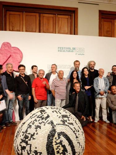 II Festival de Esculturas do Rio