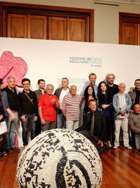 II Esculpture Rio Festival