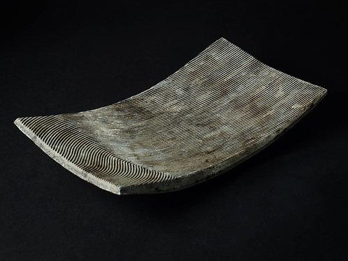 Rectangular Textural Plate