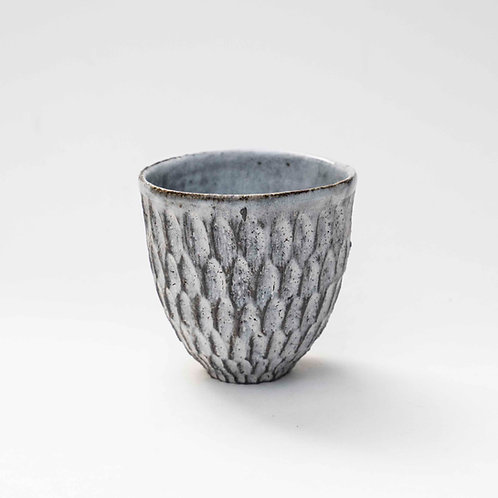Faceted Grey Cup