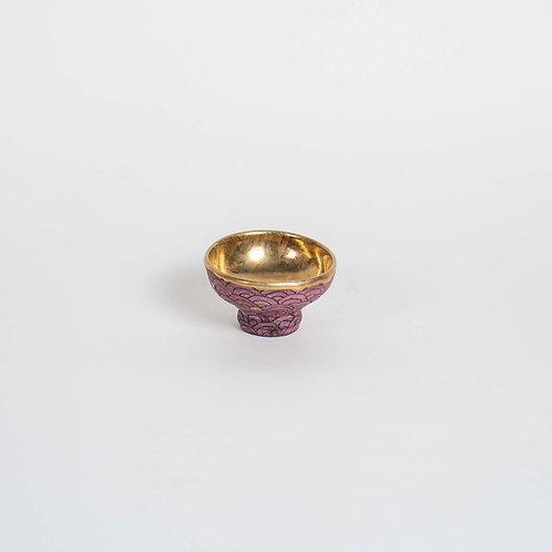 Gold Sake Cup