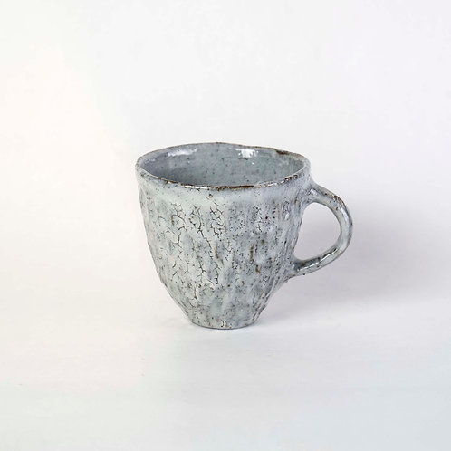 Textured Glossy Mug