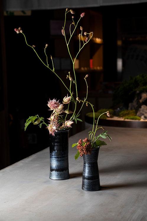 Tall Vase - Tenmoku