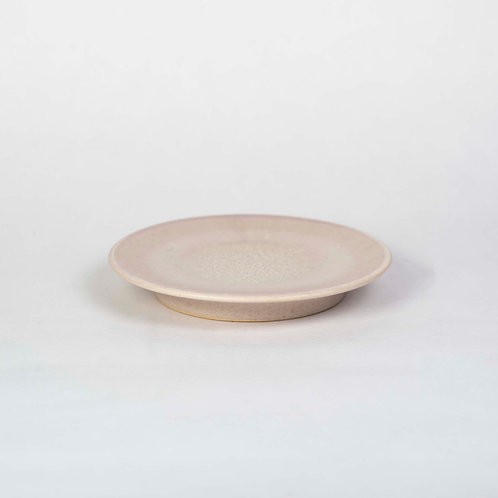 Small Pink Plate