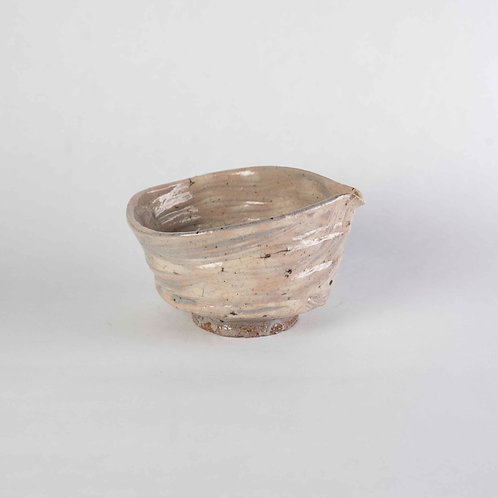 Speckled Pink Sake Pouring Jug