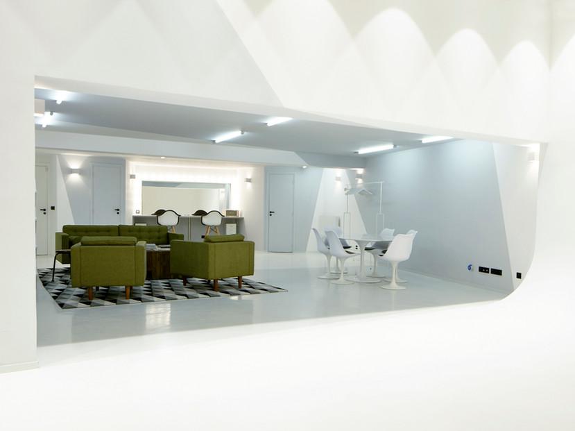 Salon & Styling room