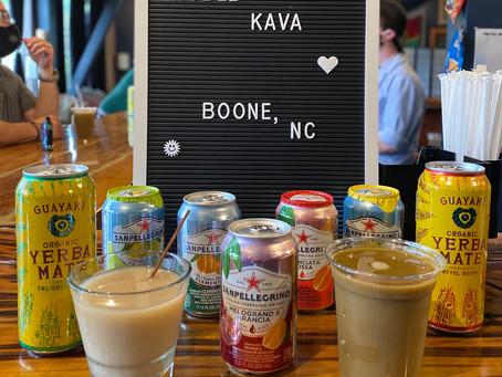 Kava, Kratom & The Noble Kava Bar Menu