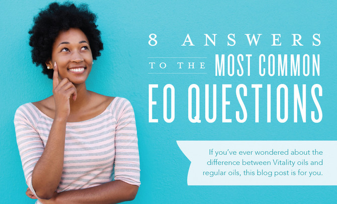 Answers to the most common EO questions...