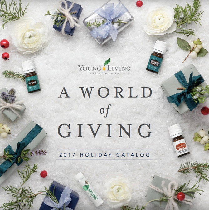2017 Holiday Catalog is Here!
