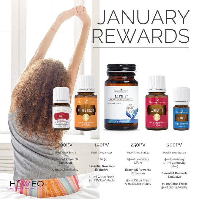 january promos are here!