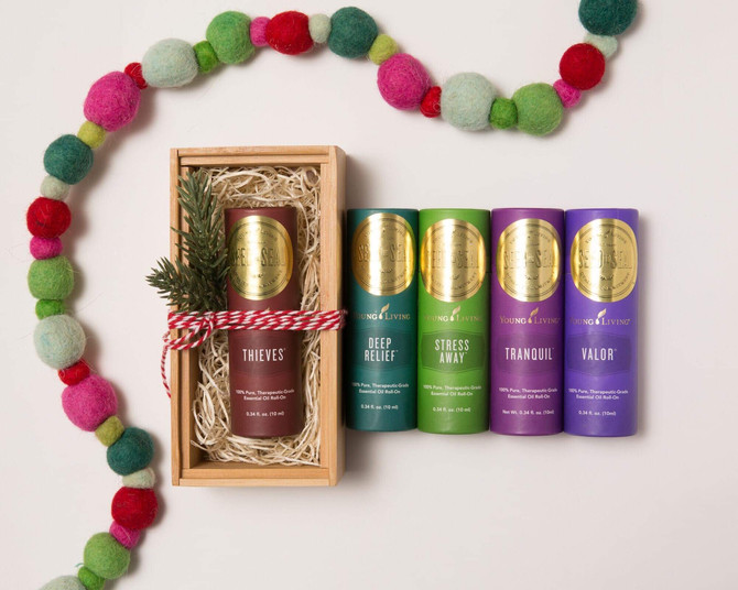 Young Living for the holidays!