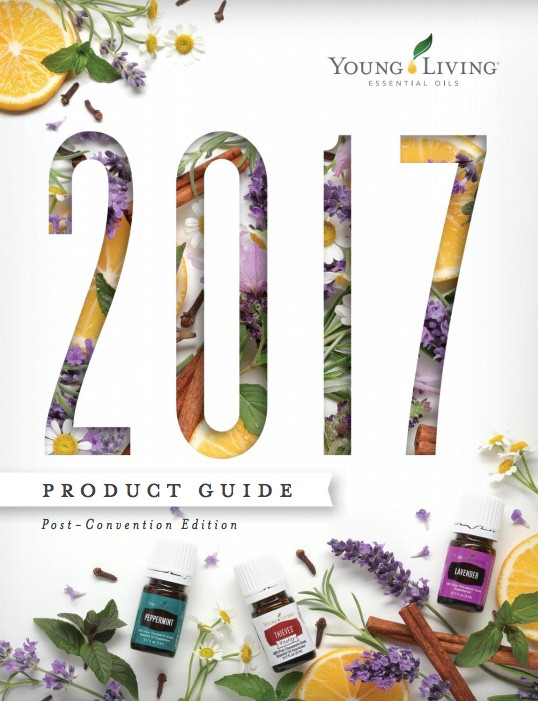 2017 Product Guide is Here!