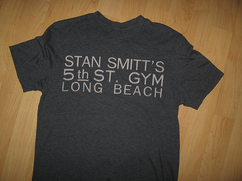 Stan Smitt's 5th St Gym Thin Muscle Tee - Small