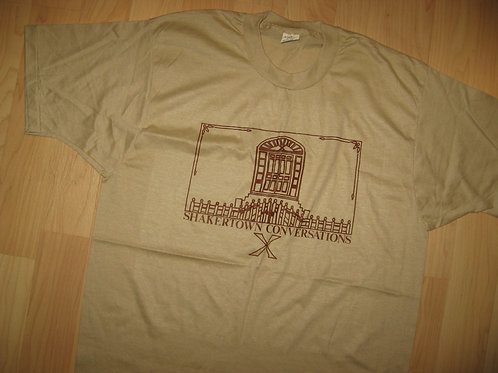Shakertown Pleasant Hill KY USA 1970's Tee - Large