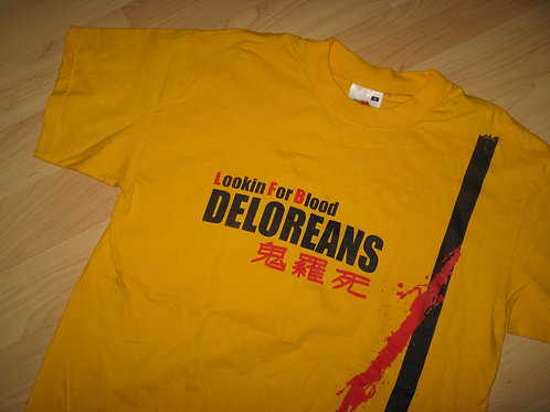 Deloreans Lookin For Blood Tee - Small