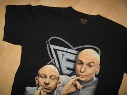 vintage second hand t shirts cover uranus austin powers movie tee 1