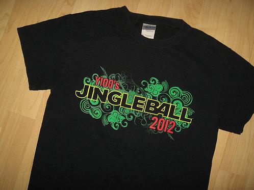 Y100 Jingle Ball 2012 Miami Concert Tee - Small