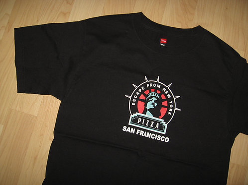 Escape From New York Pizza SF Tee - Small