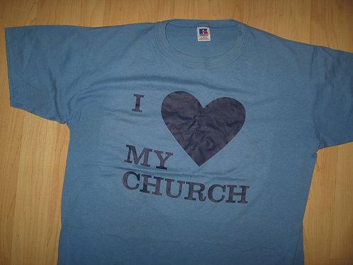 Cocoa Florida Baptist Church 1990 Tee - Large