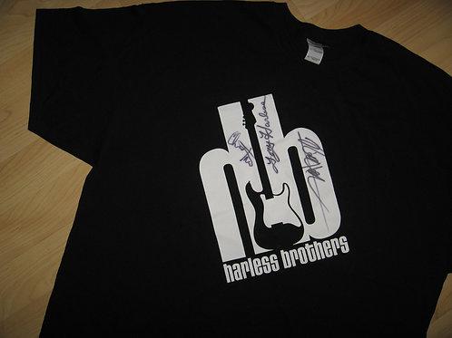 Harless Brothers Autograph Concert Tee - XXLarge
