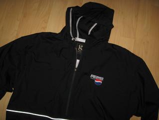 Pepsi Edge Soda Pop Pullover Jacket Vintage Second Hand T Shirts Cover Uranus