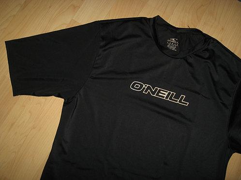 O'Neill Basic Skins Rash Black Tee - Large