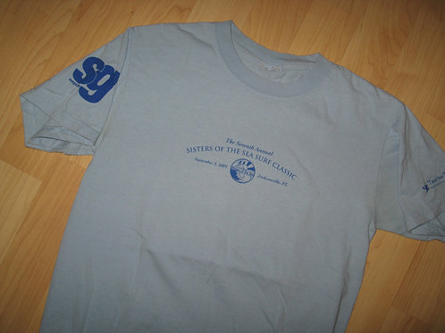 Sisters Of The Sea Surf Classic 2005 Tee - Small