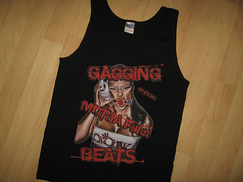 Gagging On These Beats Tank Top - Small