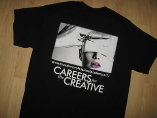 The Salon Professional Academy Vintage Second Hand T Shirts Cover Uranus
