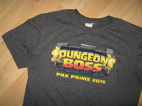 Dungeon Boss 2015 PAX Prime Geek Tee - Medium