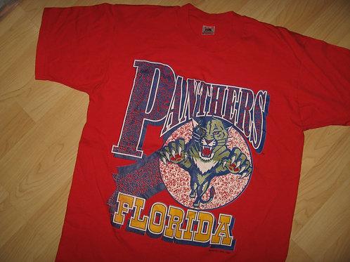 Florida Panthers 1993 NHL Hockey Tee - Large