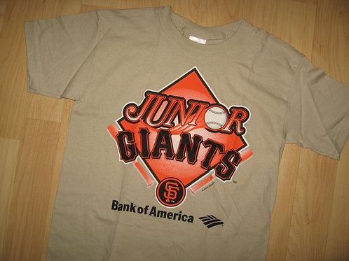 San Francisco Jr. Giants Baseball Tee - Youth Med