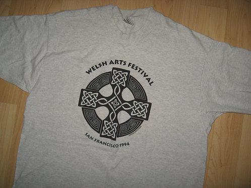 Welsh Arts Festival San Francisco 1994 Tee - Large