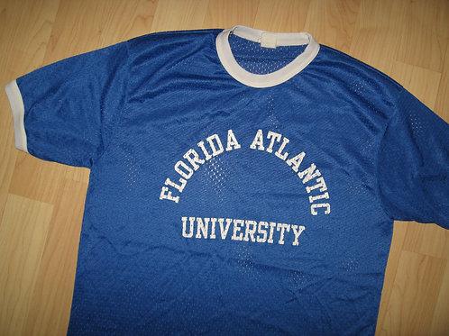 Florida Atlantic Univ. 1970's Mesh Jersey - Medium