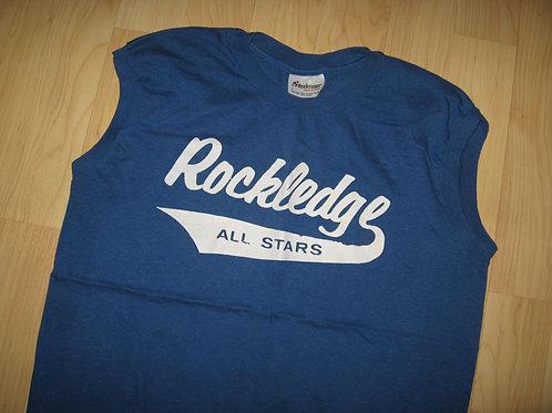 Rockledge All Stars Vintage 1970s Tank Top - Large