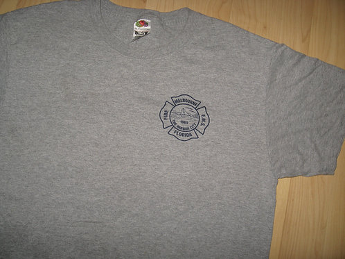Melbourne Florida Fire Department Tee - Large
