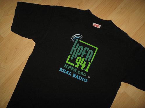 KPFA Radio Berkeley CA USA Tee - Medium
