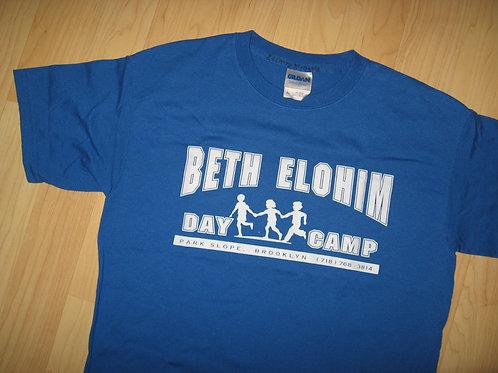 Beth Elohim Day Camp Brooklyn Tee - Youth Large