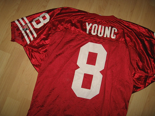 Steve Young San Francisco 49ers Jersey - Large
