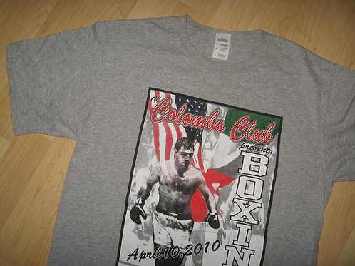 Colombo Club Oakland 2010 Boxing Tee - Large