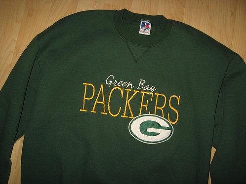 Green Bay Packers 1980's Sweatshirt - XL