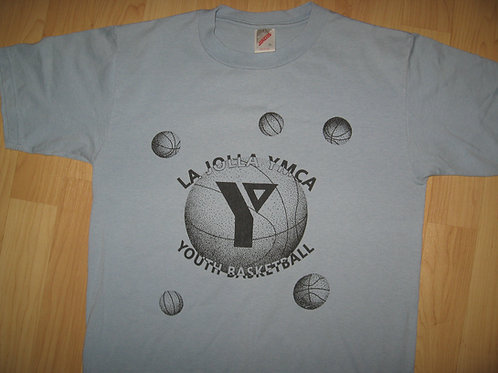 La Jolla 1970's YMCA Tee - Med