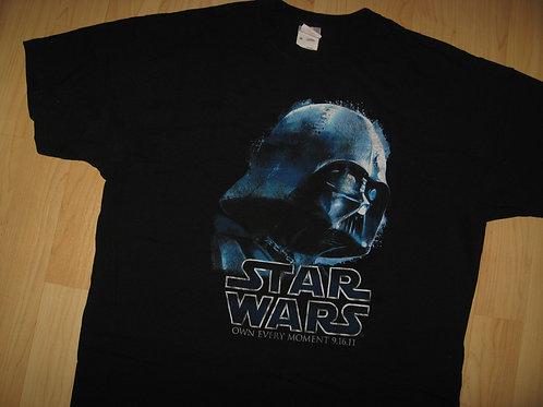 Star Wars Darth Vader 2011 Movie Video Tee - XL
