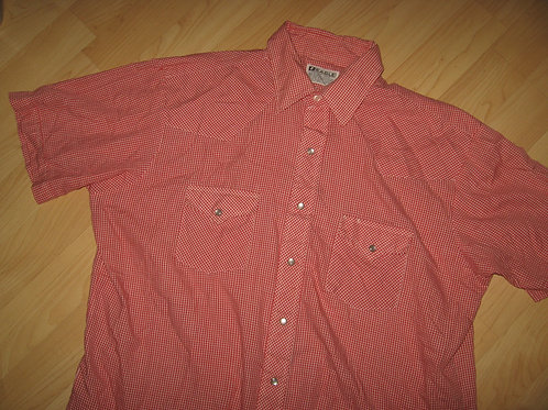 Eagle 1970's Country Western Dress Shirt - XL
