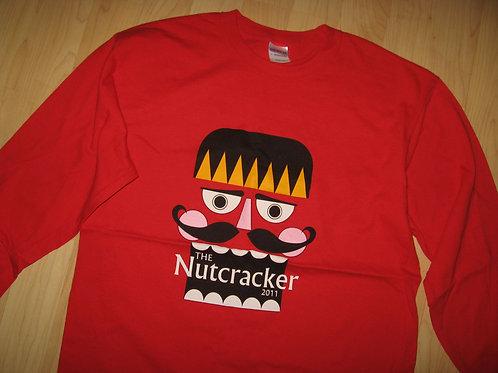Nutcracker Ballet Princeton Dance Tee - Large