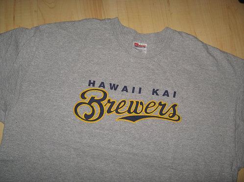 Hawaii Kai Baseball Aloha Hawaiian Team Tee - XXL