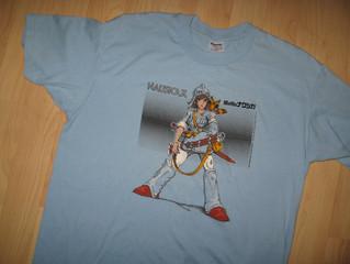 Nausicaa Japan Anime Tee - Vintage Second Hand T Shirts Cover Uranus