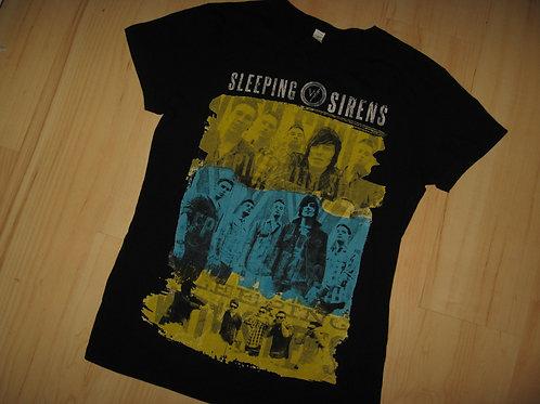 Sleeping With Sirens Concert Tee - Womens XXL