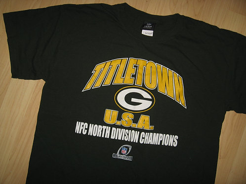 Green Bay Packers Titletown USA Tee - Large