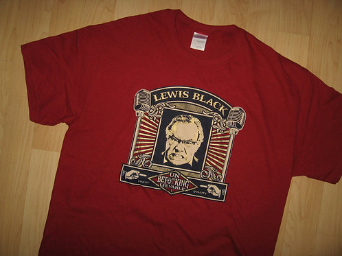 Lewis Black Comedy Tour Tee - Large